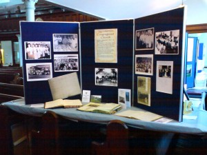 EXHIBIT HISTORY OF ROWBARTON CONGREGATIONAL CHURCH